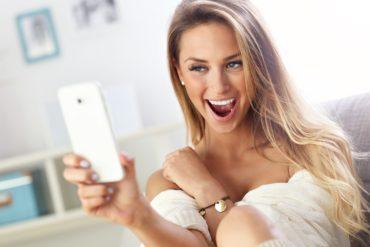 BongaModels Mobile App, работа вебкам через телефон