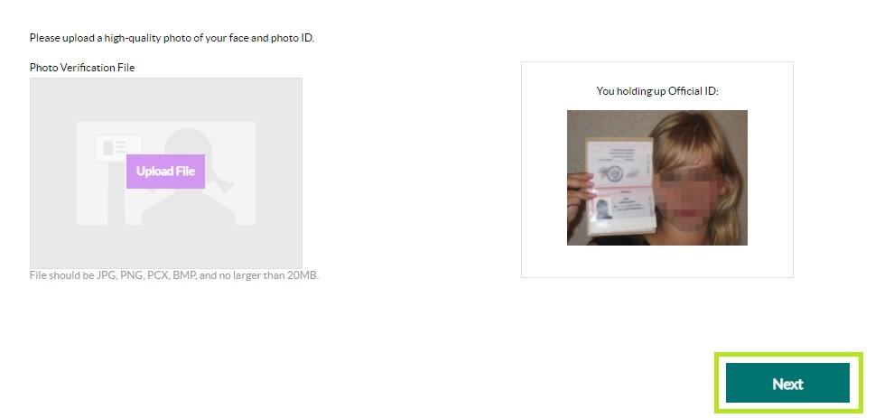 Верификация документов