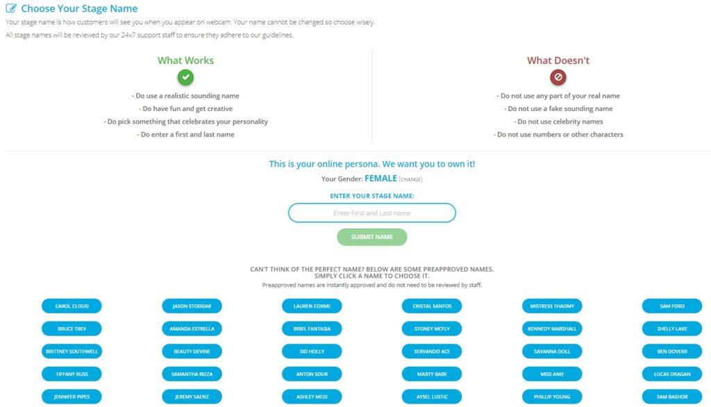 Flirt4free регистрация для моделей и студий